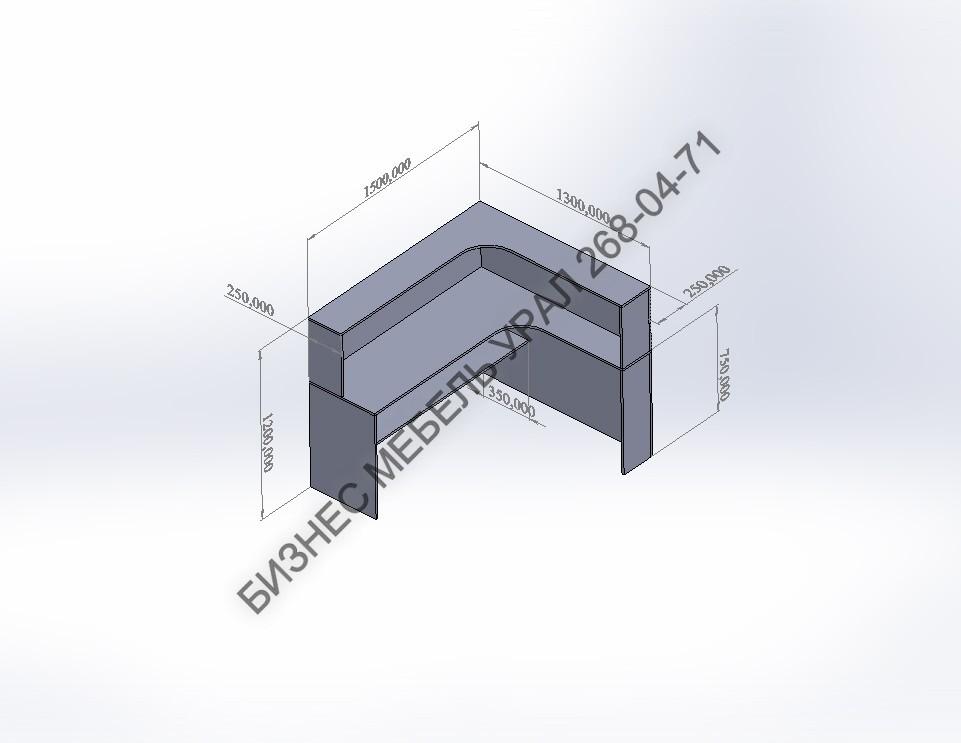 мебель ресепшен фото