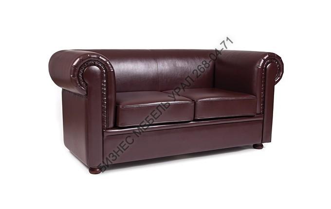 b1a27b709 Диван двухместный Честер лайт СHAIRMAN 1780х900х800 - БИЗНЕС МЕБЕЛЬ УРАЛ  производство и поставка мебели, Мебель